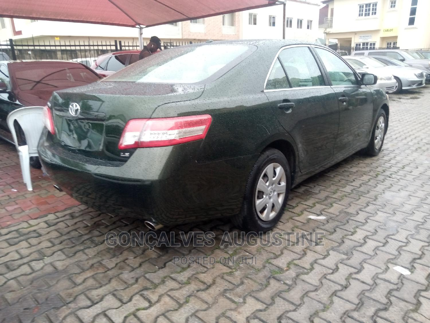 Toyota Camry 2009 Green | Cars for sale in Magodo, Lagos State, Nigeria