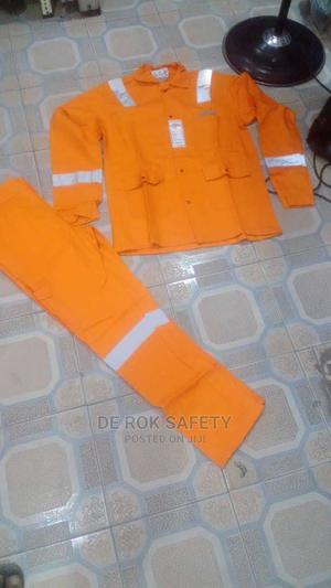 Coverall With Reflective   Safetywear & Equipment for sale in Lagos State, Lagos Island (Eko)
