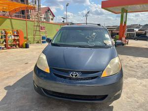 Toyota Sienna 2007 XLE Limited 4WD Gray | Cars for sale in Lagos State, Ikeja