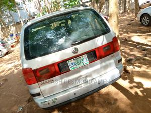 Volkswagen Sharan 2005 1.8 T Silver   Cars for sale in Abuja (FCT) State, Lokogoma