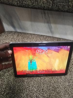 Samsung Galaxy Note 10.1 N8000 16 GB Black   Tablets for sale in Lagos State, Ikeja