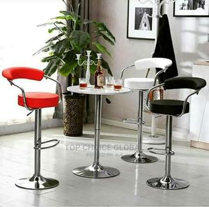 Bar Stools and Table   Furniture for sale in Lagos State, Ilupeju
