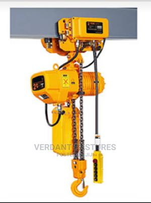 2 Tons Electric Chain Hoist   Manufacturing Equipment for sale in Lagos State, Lagos Island (Eko)