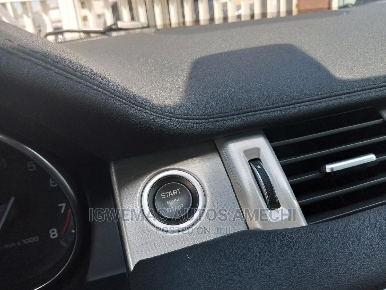 Land Rover Range Rover Evoque 2015 Black | Cars for sale in Amuwo-Odofin, Lagos State, Nigeria