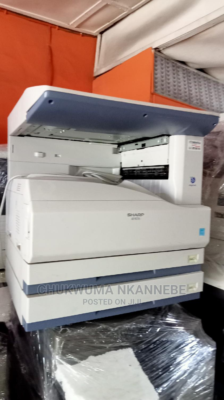 Archive: Sharp Arm 256 Photocopy / Printer Machine