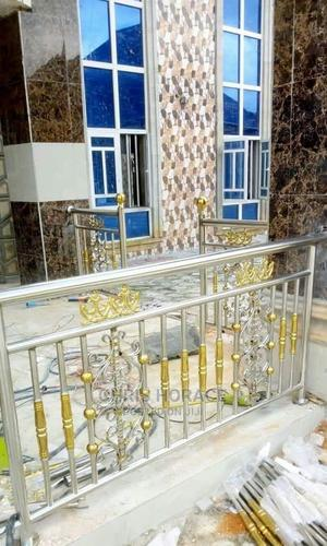 Turkish Designed Stainless Steel Rail | Building Materials for sale in Abuja (FCT) State, Kaura