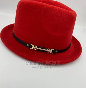 Men's Luxury Red Hat | Clothing Accessories for sale in Lagos State, Ikorodu