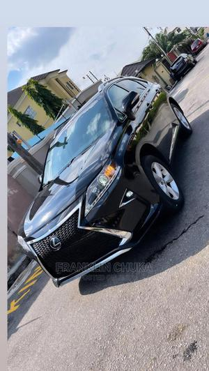 Lexus RX 2015 350 AWD Black | Cars for sale in Lagos State, Ojota