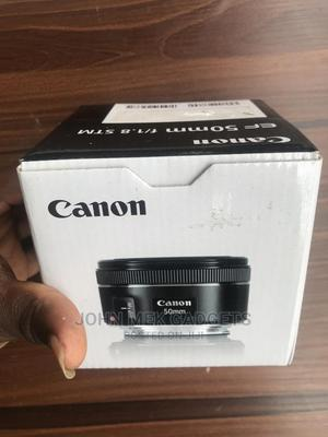 CANON 50mm Lens | Accessories & Supplies for Electronics for sale in Lagos State, Ikeja