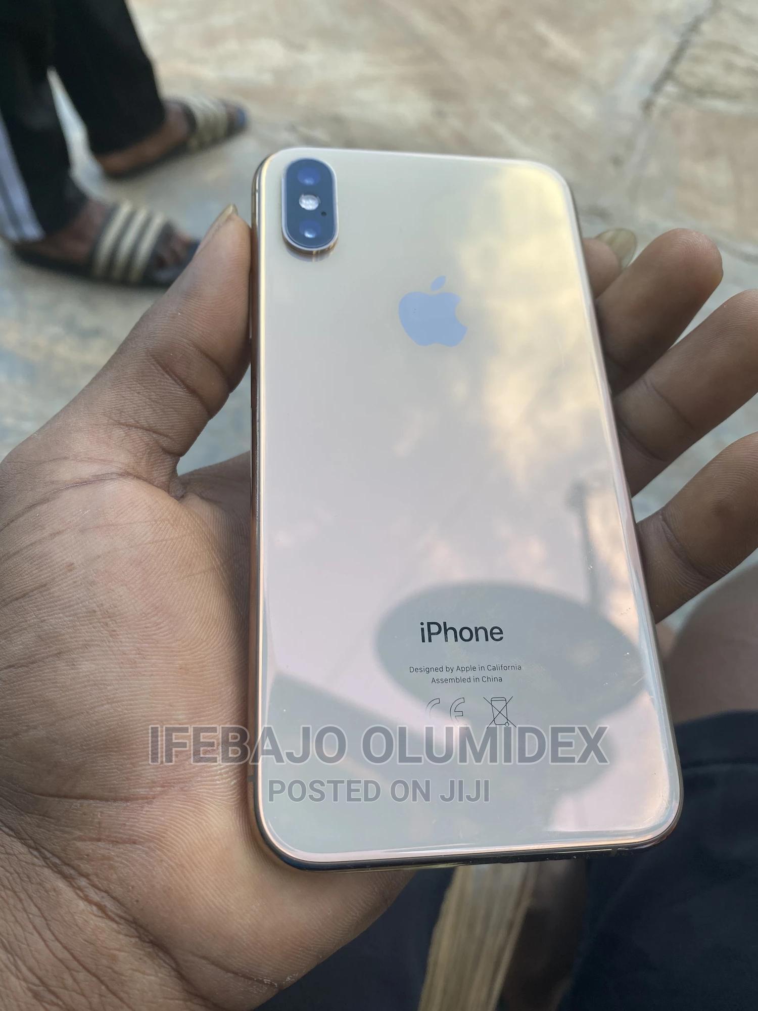 Apple iPhone XS 64 GB Gold | Mobile Phones for sale in Ijebu Ode, Ogun State, Nigeria