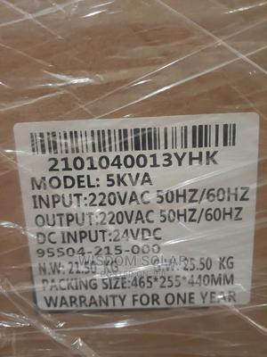 5kva 24V Yohako Solar Inverters   Solar Energy for sale in Lagos State, Surulere