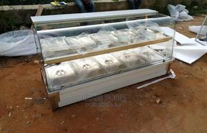10 Plates Food Warmer Curved Glass | Restaurant & Catering Equipment for sale in Lagos State, Ojo