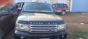 Land Rover Range Rover Sport 2008 4.2 V8 SC Black | Cars for sale in Lagos State, Ejigbo