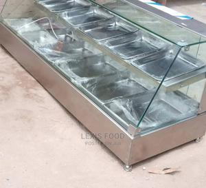 Bain Marie Food Warmer Showcase | Restaurant & Catering Equipment for sale in Lagos State, Ojo