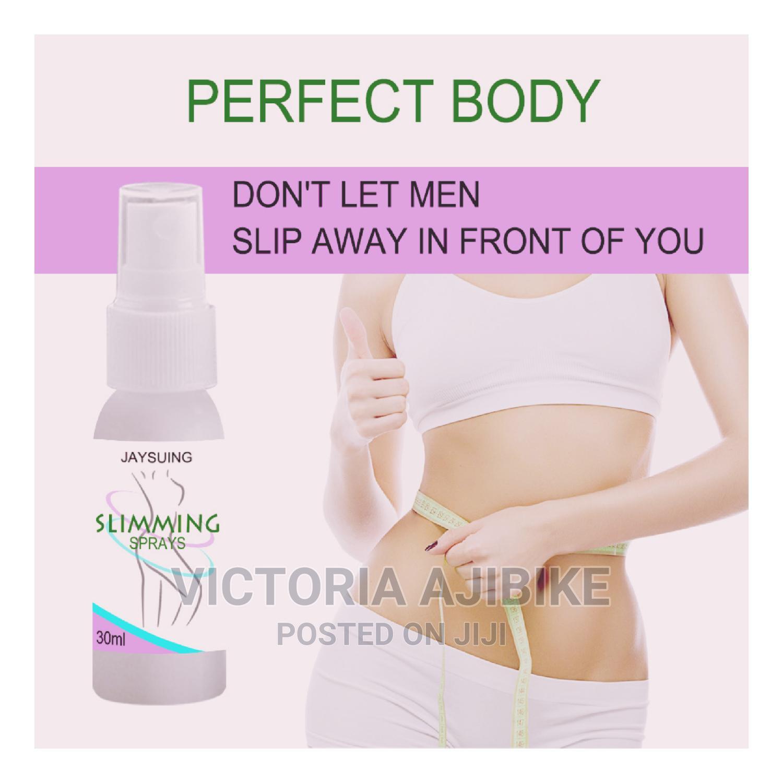 Organic Slimming Spray