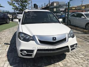 Acura RDX 2012 SH-AWD White   Cars for sale in Lagos State, Ikeja