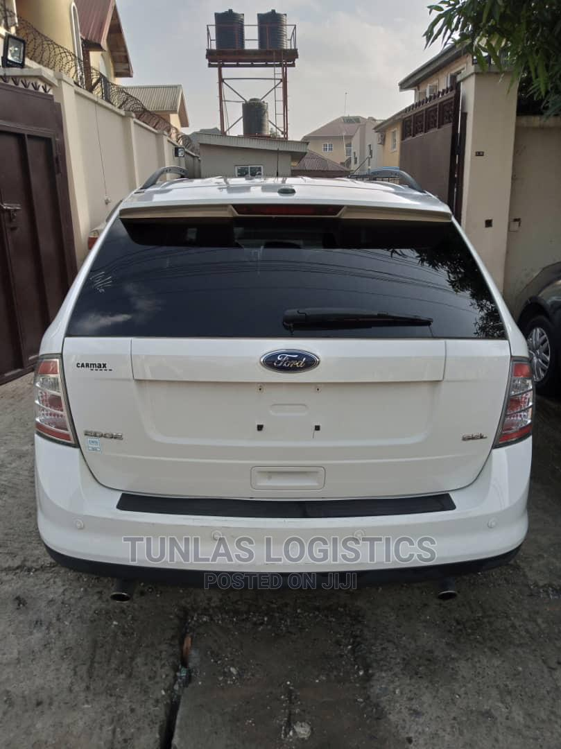Ford Edge 2011 White | Cars for sale in Magodo, Lagos State, Nigeria