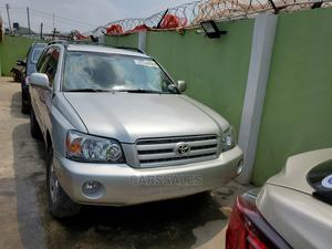 Toyota Highlander 2005 Silver   Cars for sale in Lagos State, Agege