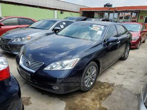 Lexus ES 2009 350 Blue   Cars for sale in Lagos State, Agege