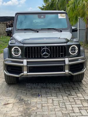 Mercedes-Benz G-Class 2019 G 63 AMG 4MATIC Gray | Cars for sale in Lagos State, Lekki