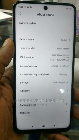 Xiaomi Redmi Note 9S 64 GB White | Mobile Phones for sale in Lagos State, Ikeja