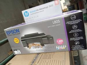 Epson L805 Injet Printer | Printers & Scanners for sale in Lagos State, Ajah