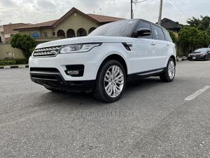 Land Rover Range Rover 2014 White | Cars for sale in Lagos State, Ikeja