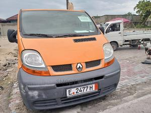 A Clean Renault Traffic 2008 Yellow Forsale   Buses & Microbuses for sale in Lagos State, Ajah