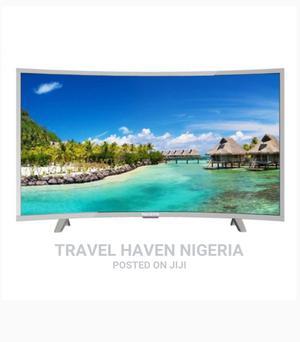 "Polystar 32"" Inches Fullhd Smart Curved Plasma TV | TV & DVD Equipment for sale in Abuja (FCT) State, Garki 2"