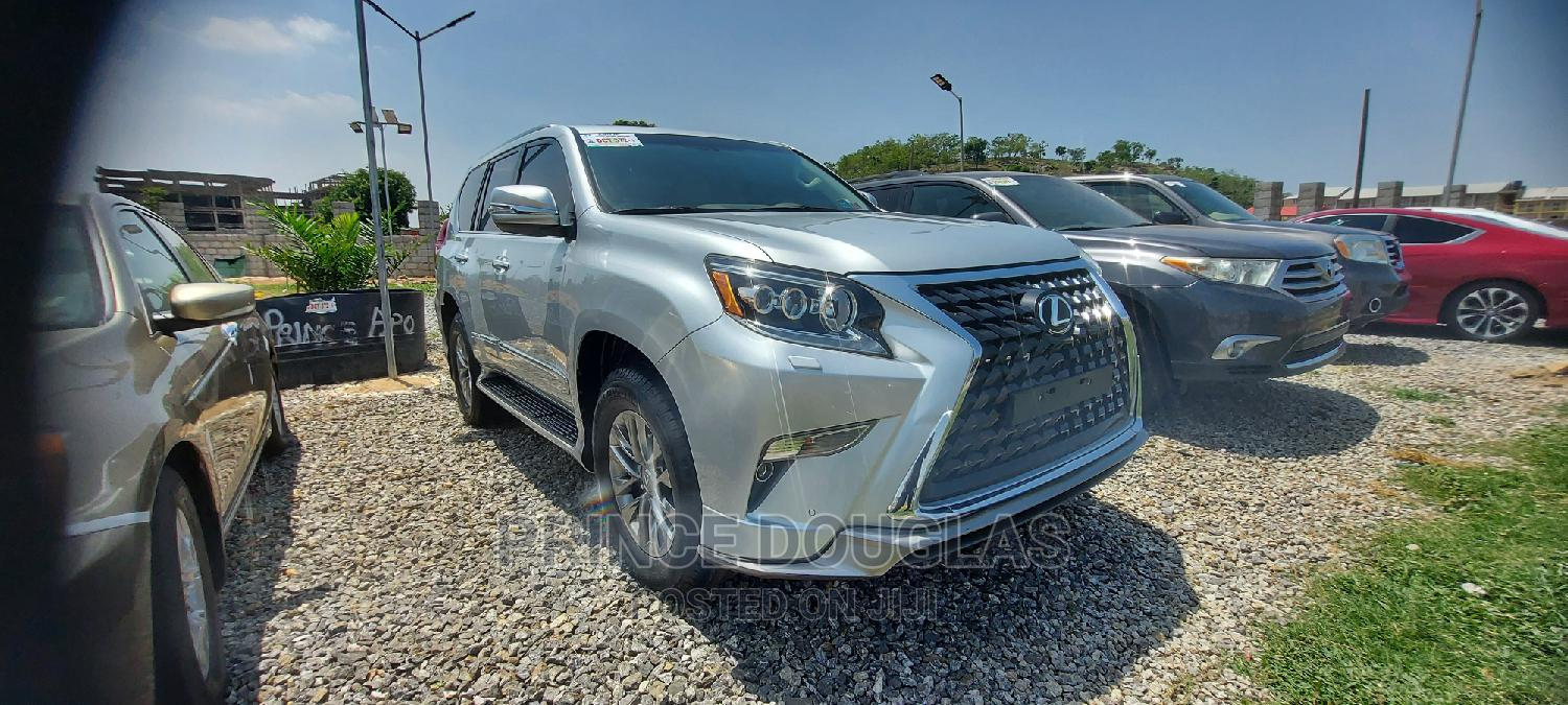 Lexus GX 2017 Silver   Cars for sale in Apo District, Abuja (FCT) State, Nigeria