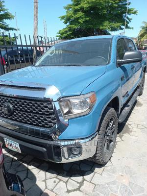 Toyota Tundra 2020 Blue | Cars for sale in Lagos State, Ajah