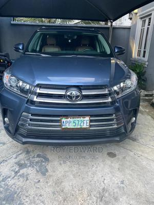 Toyota Highlander 2018 Blue | Cars for sale in Rivers State, Port-Harcourt