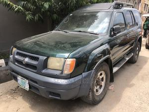 Nissan Xterra 2001 Automatic Green | Cars for sale in Lagos State, Yaba