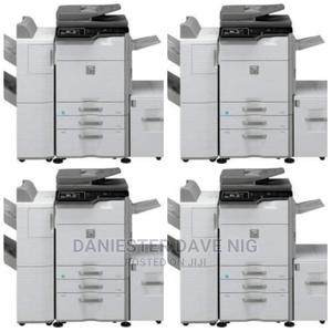 Sharp Mx564n Multifunctional Printer/Copier   Printers & Scanners for sale in Lagos State, Surulere