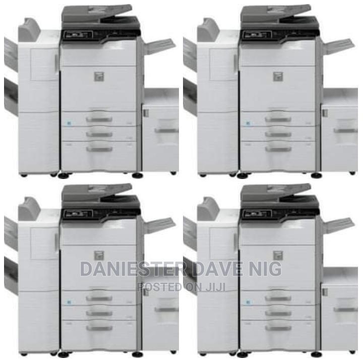 Sharp Mx564n Multifunctional Printer/Copier