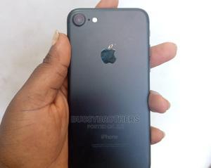 Apple iPhone 7 128 GB Black   Mobile Phones for sale in Lagos State, Ikeja