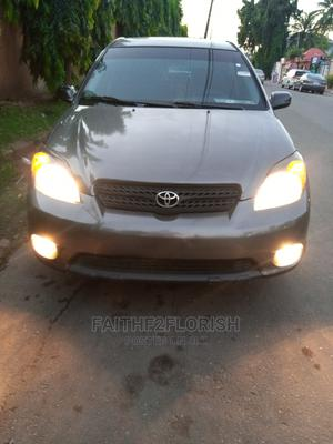 Toyota Matrix 2006 Gray | Cars for sale in Lagos State, Ikeja