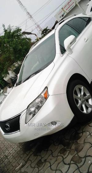 Lexus RX 2010 White | Cars for sale in Lagos State, Ajah