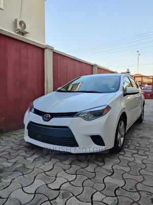Toyota Corolla 2014 White | Cars for sale in Lagos State, Lekki