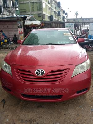 Toyota Camry 2008 2.4 LE Red   Cars for sale in Lagos State, Amuwo-Odofin