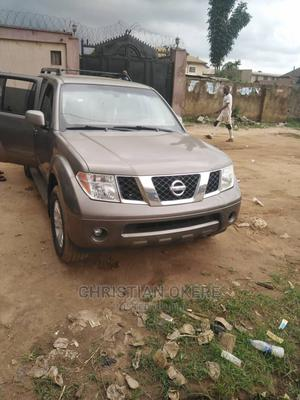 Nissan Pathfinder 2006 Gray   Cars for sale in Lagos State, Alimosho