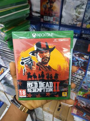 Xbox:Red Dead Redemption 2 | Video Games for sale in Lagos State, Ikeja