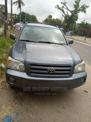 Toyota Highlander 2006 Limited V6 Gray   Cars for sale in Lagos State, Amuwo-Odofin