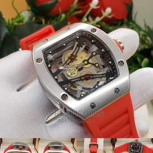 Red Richard Mille Wrist Watch | Watches for sale in Lagos State, Ikotun/Igando