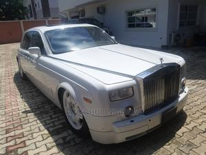 Rolls-Royce Ghost 2005 White   Cars for sale in Lagos State, Amuwo-Odofin