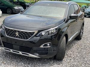 New Peugeot 3008 2020 Black | Cars for sale in Abuja (FCT) State, Mabushi