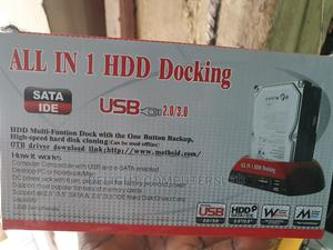 All In One HDD Docking | Computer Hardware for sale in Lagos State, Ikeja