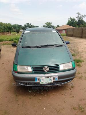 Volkswagen Sharan 2000 2.8 Green | Cars for sale in Benue State, Apa