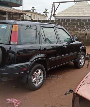 Honda CR-V 2000 2.0 4WD Automatic Black   Cars for sale in Ogun State, Odogbolu
