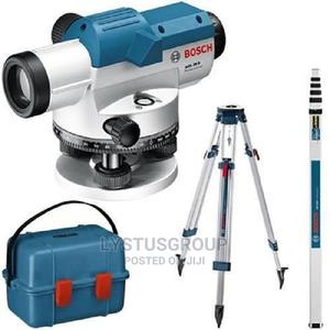 Bosch Professional 32dset Optical Gr500 Levelling Rod and Bt | Measuring & Layout Tools for sale in Rivers State, Port-Harcourt